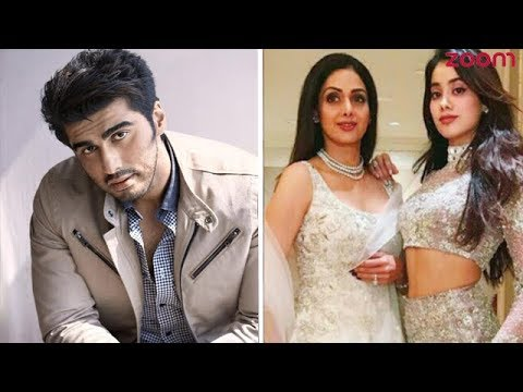 Arjun Kapoor Takes A Big Decision For Janhvi And Khushi After Sridevi's Death  Bollywood