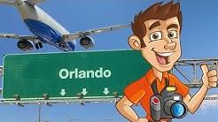 How To Get Around Orlando International Airport