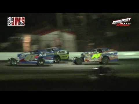 Bridgeport Speedway Small Block Modified Highlights 3-24-17