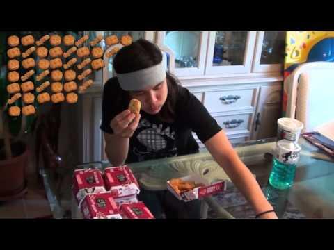 120 Chicken McNugget Challenge (Solo)