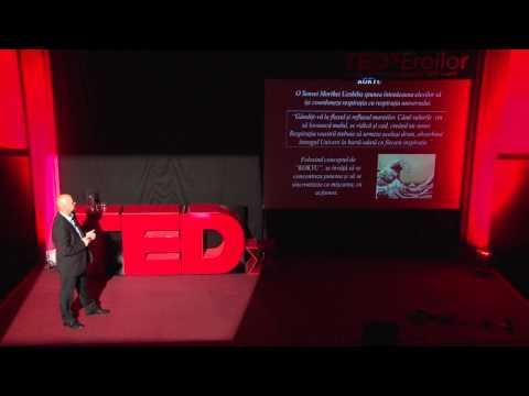 Aikido - meditație și mișcare: Dorin Marchiş at TEDxEroilor