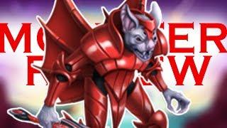 CAIN IS A MONSTER! Monster Legends   Monster Review   Monster Analysis   Cain's Myth   Level 1 - 100