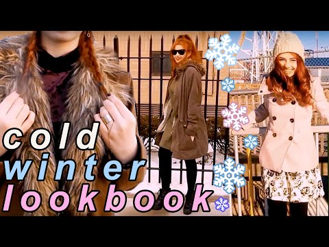 COLD WINTER LOOKBOOK