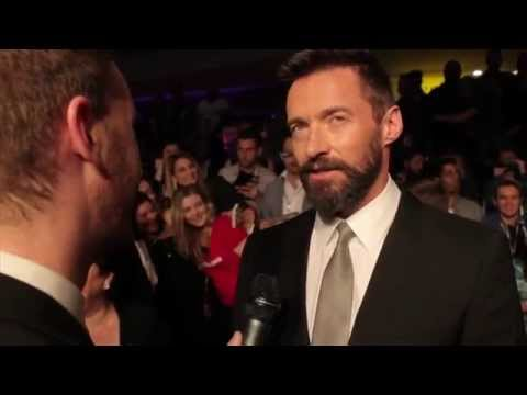 Hugh Jackman Talks Wolverine's Hairless Ass & Challenges Channing Tatum