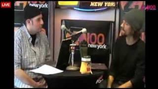 Jason Mraz - Z100 Chat NY - Feb 17 2012 - FULL CHAT Mp3