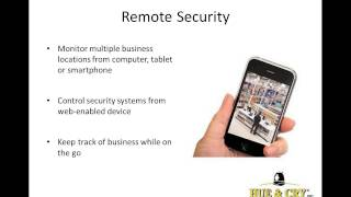 Security Technology That Boosts Business Productivity
