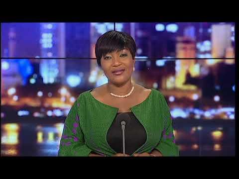 Le 20 Heures de RTI 1 du 03 mars 2019 par Marie Laure N'goran