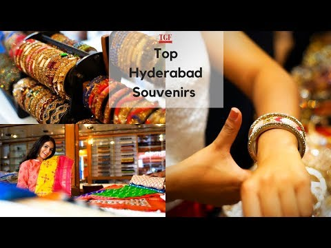 Things to buy | Best shops of Hyderabad | Street Shopping