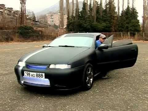 Opel Calibra Tuning Auto Carbon Sport Armenia Alaverdi