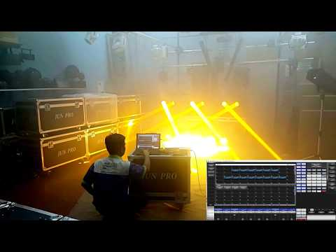 JUN PRO Titan 2048 interface art-net to DMX *stage lighting controller  Malaysia