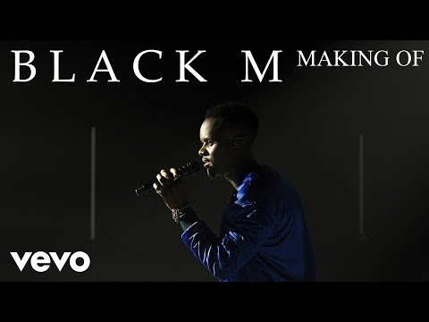 Black M - Official Live Performance | Vevo (Making of)