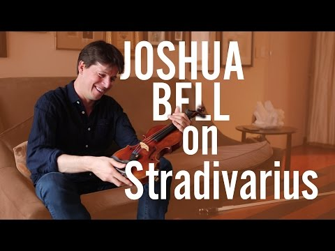 Joshua Bell On Stradivarius
