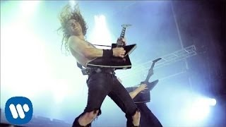 Airbourne - Back In The Game [OFFICIAL VIDEO]