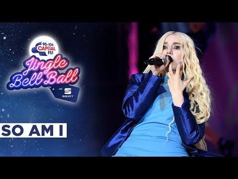 Ava Max - So Am I (Live At Capital's Jingle Bell Ball 2019) | Capital