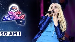 Ava Max - So Am I (Live at Capital's Jingle Bell Ball 2019) | Capital