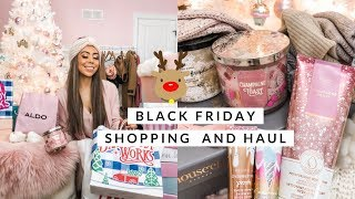 HUGE BLACK FRIDAY HAUL!💞AND RECOMMENDATIONS!☃️🎅🏻