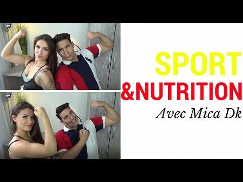 CONSEILS SPORTIF, NUTRITION ET MOTIVATION D'UNE FITNESS GIRL    l  MIICA DK