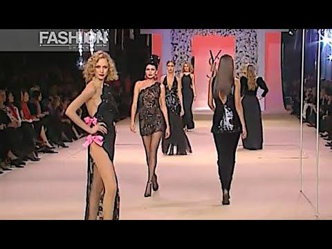 24e7440d1a4 YVES SAINT LAURENT History 1962-2002 Haute Couture (mute) Paris - Fashion  Channel