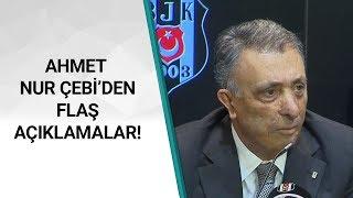 """Ahmet Nur Çebi'den Basın Açıklaması! """"Bütün Ülke Rezaleti İzledi, En Azından Çıkıp Özür Dileyin!"""""""