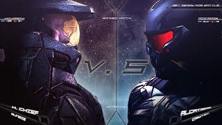 Crysis 3 Be$t vs S(AR Clanwar, Part 1 (Williamsburg)