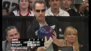 2007 Pete Weber vs Wes Malott Part 1