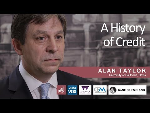 A history of credit