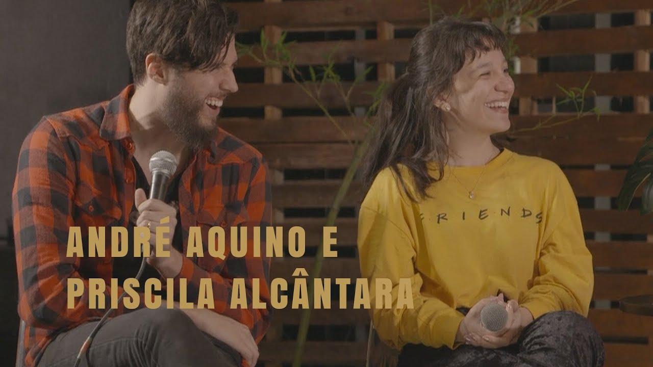 Entrevista com Priscilla Alcantara e André Aquino sobre Piedade