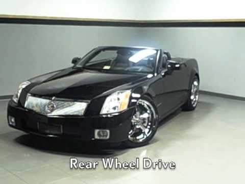 Lexus Pre Owned >> 2008 Cadillac XLR ***HARDTOP CONVERTIBLE*** Available at Lexus of Richmond - YouTube