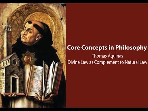philosophy of aquinas