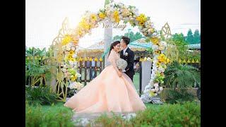 Happy wedding Từ Tăng - Ngọc Hân / đám cưới lớn nhất miền tây đãi 230 mâm