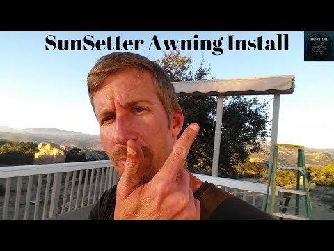 installing-a-sunsetter-awning-on-my-deck