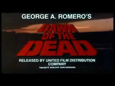 Dawn Of The Dead 1978 Trailer