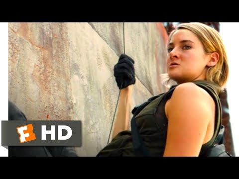 The Divergent Series: Allegiant (2016) - Over the Wall Scene (1/10) | Movieclips Mp3