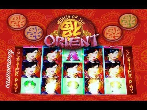 Wealth of the Orient Slot - Slot Machine Bonus 2014 - 동영상