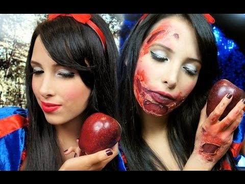 Blanca Nieves para HALLOWEEN! from YouTube · Duration:  8 minutes 51 seconds