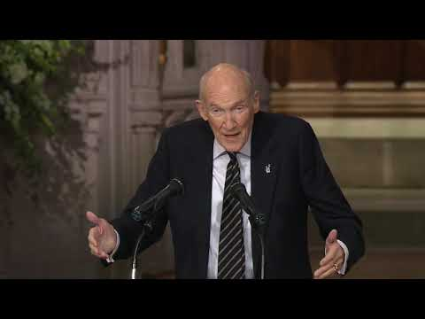 Alan Simpson eulogy for President HW Bush [FULL VIDEO]