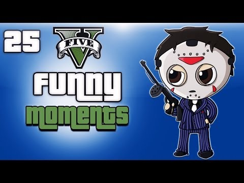 GTA 5 Online Funny Moments Ep. 25...