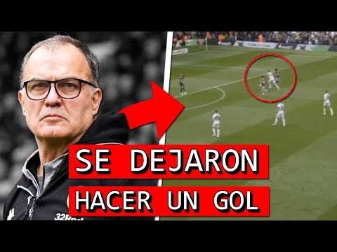 El increíble GESTO de FAIR PLAY, tras un gol con POLÉMICA, de BIELSA 😯