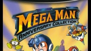 GameCube Classics 007 - Megaman Anniversary Collection