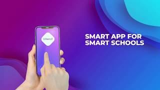 Kencil School App - Features