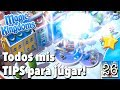 Todos mis TIPS y Recomendaciones / Juego Disney Magic Kingdoms - Gameplay