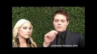 Sean Berdy talks Bay and Emmett for the end of 'Switched at Birth'