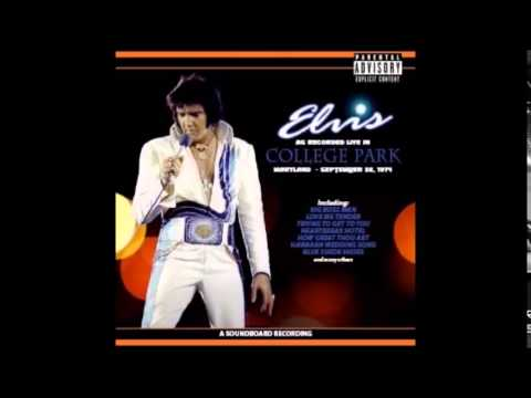 Elvis Presley Live At College Park - September 1974