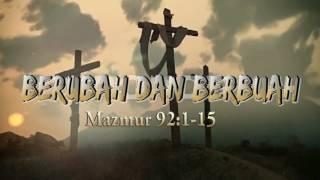 Renungan Kristen Berubah dan Berbuah Mp3