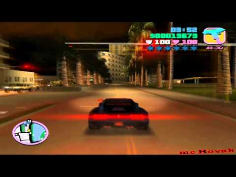 GTA Vice City PS2 Walktrough Mission 17 Sir Yes Sir |