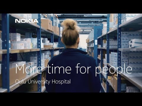 More time for people - Oulu University Hospital