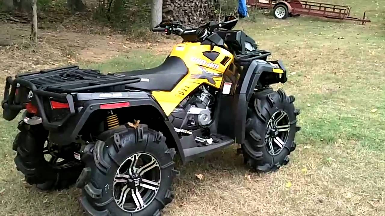 2011 Can-am 800r Xmr