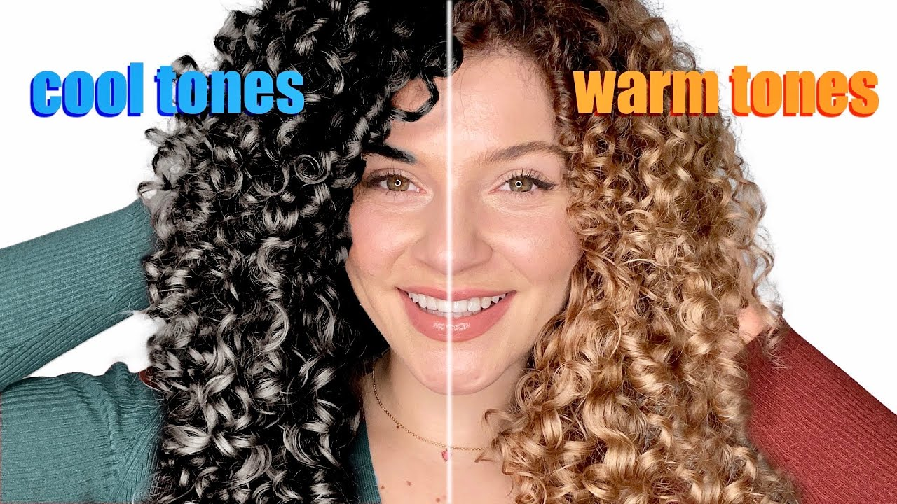 How To Pick The Perfect Hair Color For Your Skin Tone Eye Color Youtube