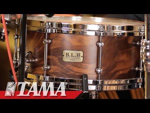 TAMA S.L.P. Fat Spruce Snare Drum