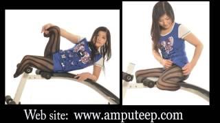 Repeat youtube video Amputee dak Li Xuemei